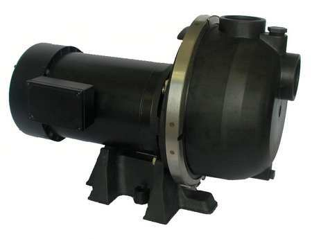 Pump, Centrifugal, 2 HP,  3 Ph