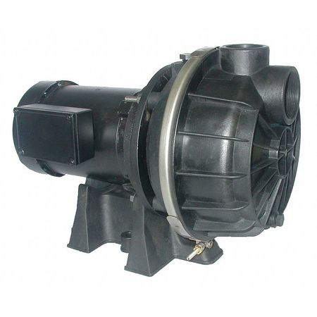 Pump, Centrifugal, 1 HP,  3 Ph