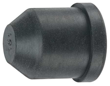 Rubber Seal Plug, .470 Dia, PK250