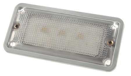 Courtesy and Dome Lamp, LED, L 5-3/4 In