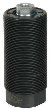Cylinder, Threaded, 6110 lb, 0.98 In Stroke