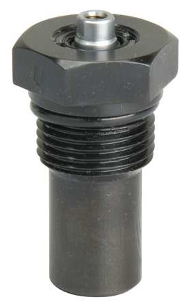 Cylinder, Threaded, 1190 lb, 0.51 In Stroke