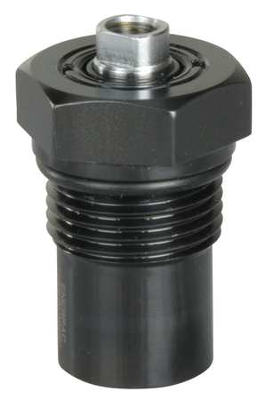 Cylinder, Threaded, 2590 lb, 0.51 In Stroke