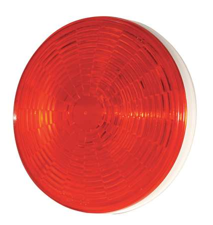 Stop/Tail/Turn Lamp, LED, L 4-5/16 In, Red,  Min. Qty 48