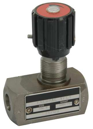 Flow Control Valve, 0-5000 PSI, 10 GPM
