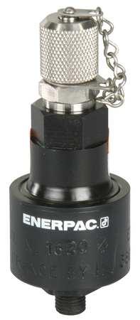 Hydraulic Accumulator, 0.9 cu in, 5000 psi