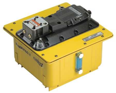Pump, Air/Hyd, 5000 PSI, 2 Gal, w/Manifold
