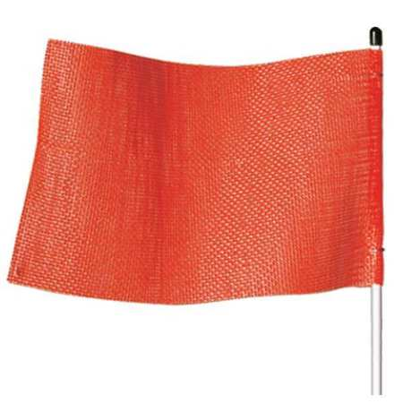 Replacement Flag, Orange, 7 1/4 In