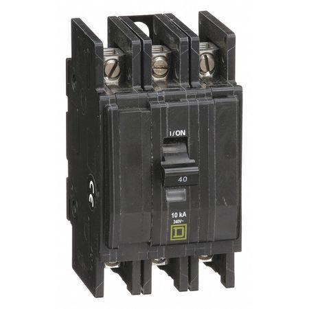 3P Standard Circuit Breaker 40A 240VAC