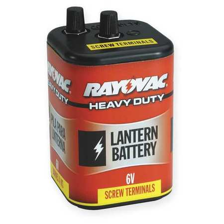 Lantern Battery Industrial 6V Screw Term