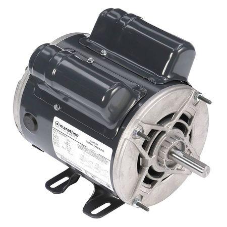 Inst Rev Motor, 3/4 HP, 1725 RPM, 115/230 V