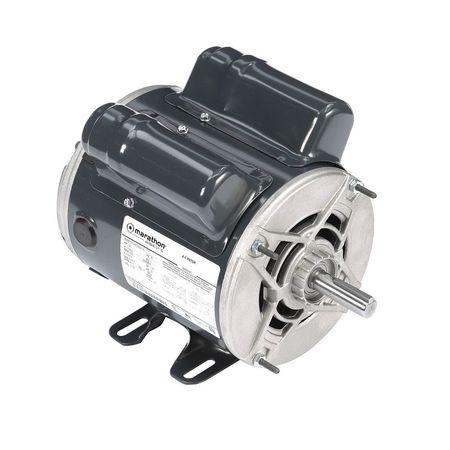 Inst Rev Motor, 1/2 HP, 1725 RPM, 115/230 V