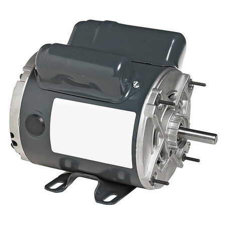 Inst Rev Motor, 1 HP, 1725 RPM, 115/230 V