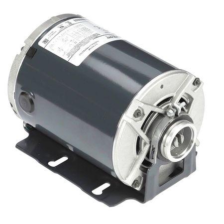 Pump Mtr, 1/2hp, 1725, 120/240V, 48Y