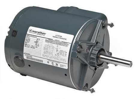 Marathon motors farm duty motor psc tenv 1 3 hp 1725 for 1 3 hp psc motor
