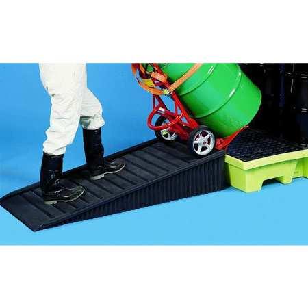 Spill Platform Ramp, Black, 1000 lb.