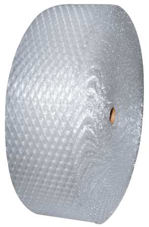 "Bubble Roll 48"" x 250 ft.,  1/2"" Thickness,  Clear"