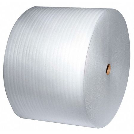 "Foam Roll 12"" x 250 ft.,  1/4"" Thickness,  Pk6"
