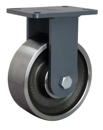 Plt Cstr, Rgd, Forged Steel, 8 in., 4000 lb.