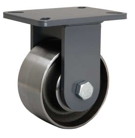 Plt Cstr, Rgd, Forged Steel, 6 in., 4000 lb.