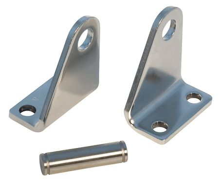 Rear Pivot Bracket, 80mm,  100mm Bore