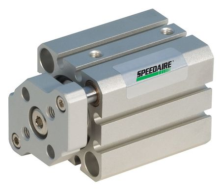 40mm Bore Compact Double Acting Air Cylinder 5mm Stroke