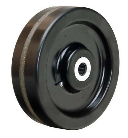 Caster Wheel, Phenolic, 10 in., 2900 lb.