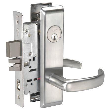 Lever Lockset, Mechanical, Entrance