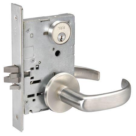 Lever Lockset, Mechanical, Storeroom