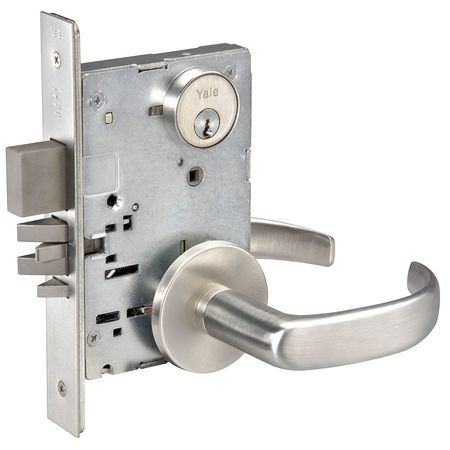 Lever Lockset, Mechanical, Classroom