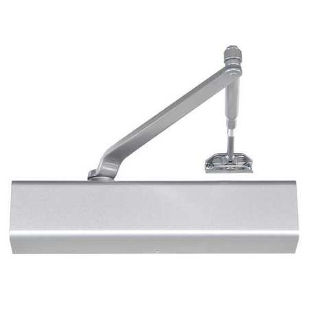 Door Closer, Manual, Aluminum