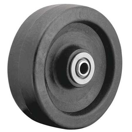 Caster Wheel, Nylon, 5 in., 800 lb.