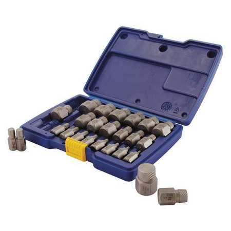 Screw Extractor Set, 25 Pcs
