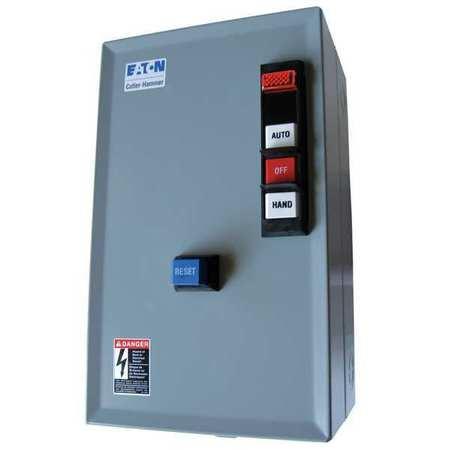 IEC Magnetic Motor Starter, 480VAC, 4-20A
