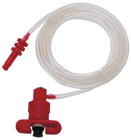 Adapter Assembly, 5CC, 3/32 Air Line Dia