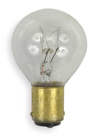 Mini Incand. Bulb, 15S11/3DC, 15W, S11, 75V