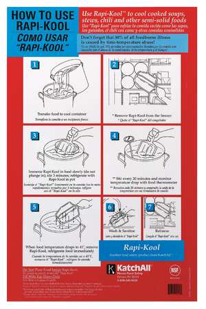 Rapi Kool(TM) Chart