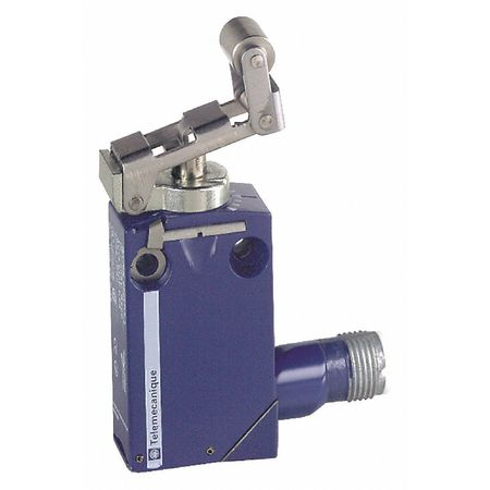1NC/1NO Limit Switch Horizontal Roller Lever IP 68