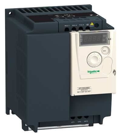 Variable Frequency Drive, 2 HP, 230VAC