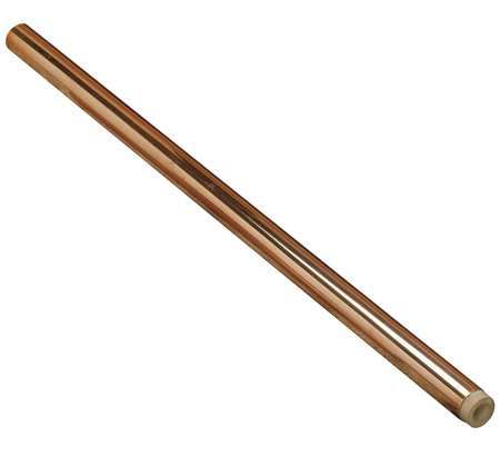 "1-5/8"" OD x 10 ft. Straight Copper Tubing Type ACR"