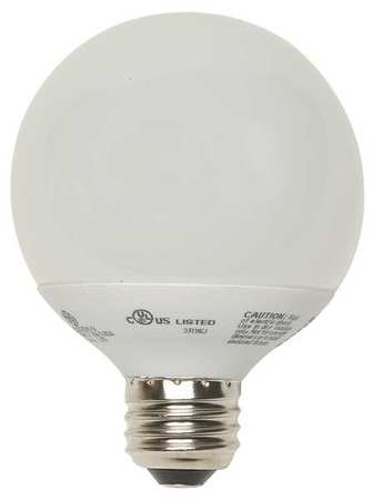 LED Light Bulb, G25, 2700K, Soft White