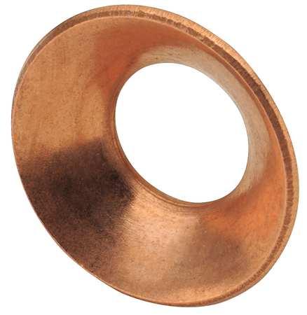 """3/4"""" Copper Flare Gasket PK 10"""