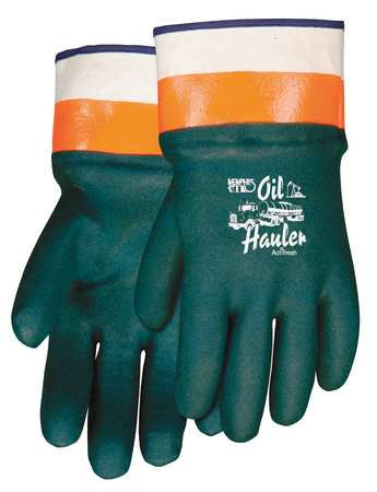 Oil Hauler- PVC and PVC Blend Gloves