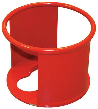 Cylinder Collar, 6-22/25 Dia, 5-1/2 In H