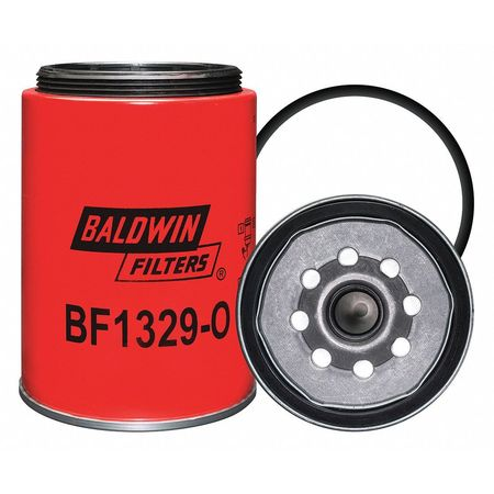 Fuel Filter, 6-5/16 x 4-1/4 x 6-5/16 In
