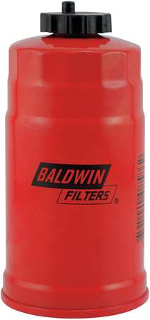 Fuel Filter, 6-23/32 x 3-3/8 x 6-23/32 In