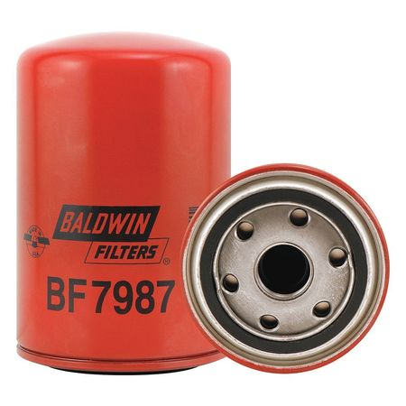 Fuel Filter, 5-21/32x3-23/32x5-21/32 In
