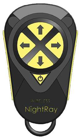 Remote, NightRay Replacement