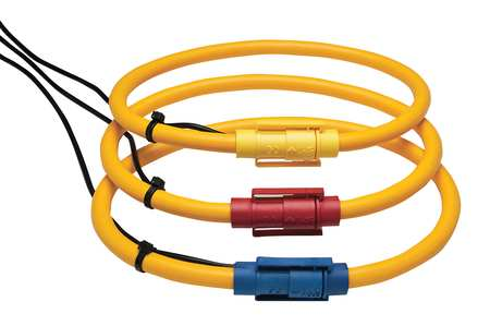 AC Flexible Current Probe Set, 1200A