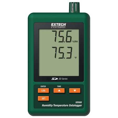 Humidity/Temperature Dataloggers